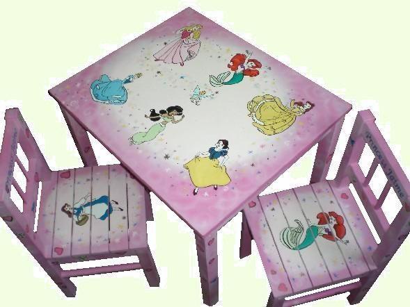 Tavolini e sedioline per bambini - Tavolini per bambini disney ...